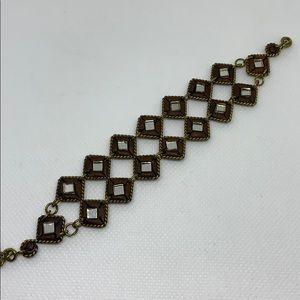 Mirror bracelet #145